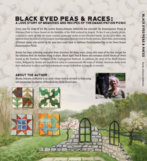 Black Eyed Peas & Races: A Love Story of Memories and Recipes of the Emancipation Picnic