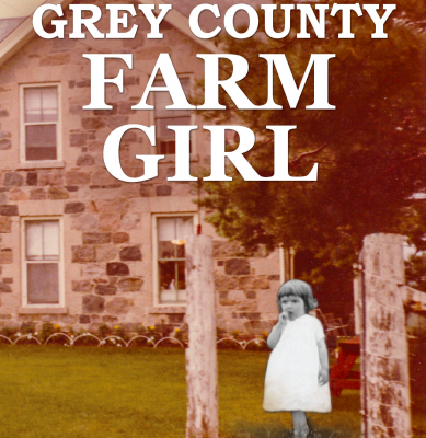 Grey County Farm Girl Ginger Press
