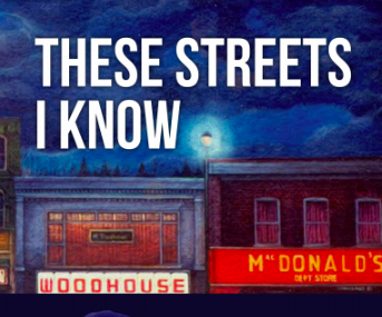 These Streets I Know Set by Larry Jensen