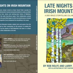 Late Nights on Irish Mountain