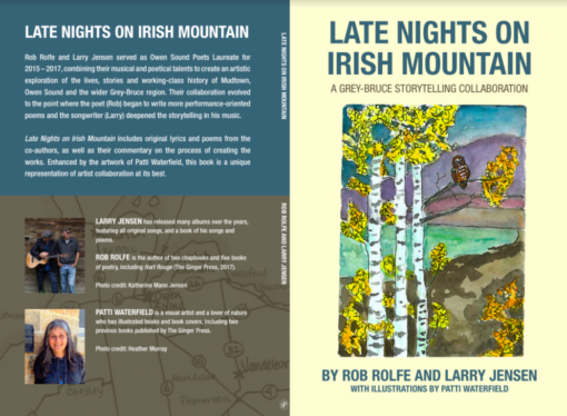 Late Nights on Irish Mountain