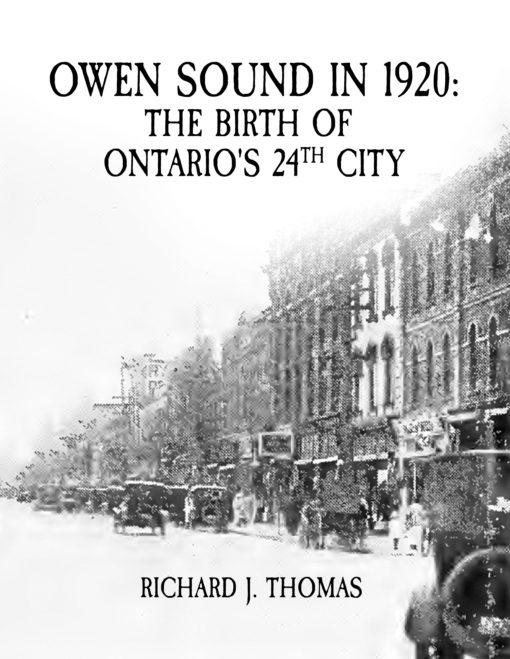 Owen Sound in 1920